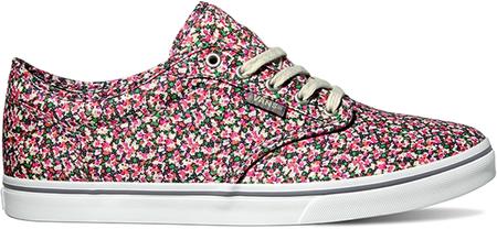 Vans Atwood Low (Ditsy) Pink/Gray 36 cipő
