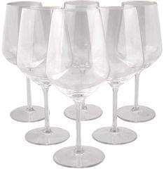 Alpina kozarci za rdeče vino 530 ml, 6 kos