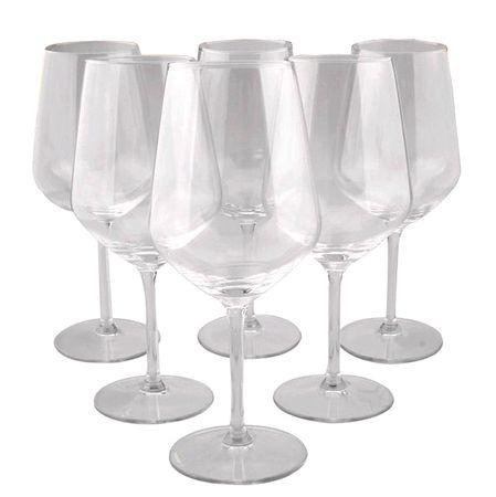Alpina kieliszki do białego wina 370 ml, 6 szt.