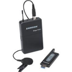 Samson XPD1 Presentation Bezdrôtová súprava s chlopňovým mikrofónom