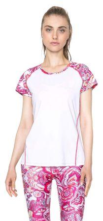 Desigual T-shirt damski XS wielokolorowy