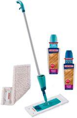 Leifheit Set Care&Protect pro parkety a lakované podlahy