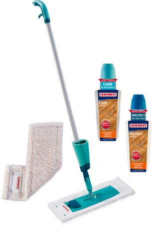 Leifheit set za povoskan parket Care&Protect