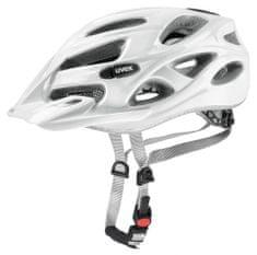 Uvex kolesarska čelada Onyx Lady (2017), bela