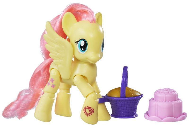 My Little Pony Poník s koubovými body Fluttershy