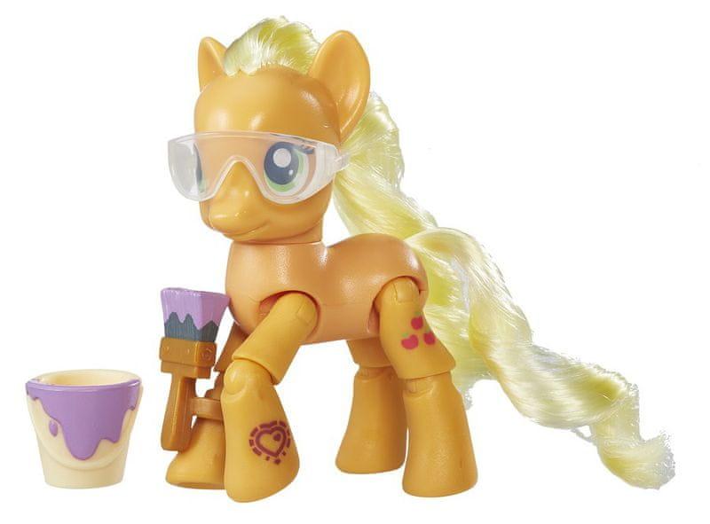 My Little Pony Poník s koubovými body Applejack