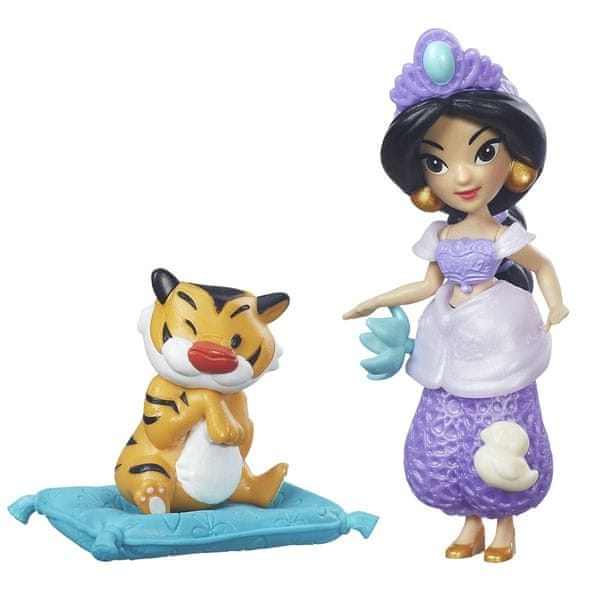 Disney Mini princezna s kamarádkou - Jasmína