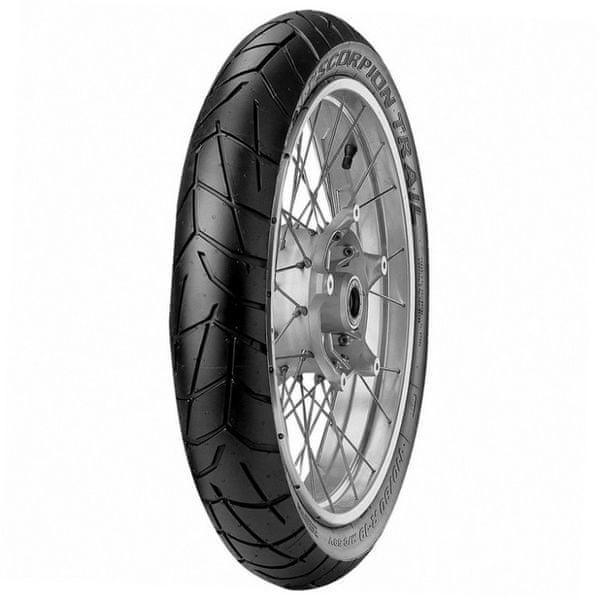 Pirelli 100/90 - 19 M/C TL 57V Scorpion Trail přední