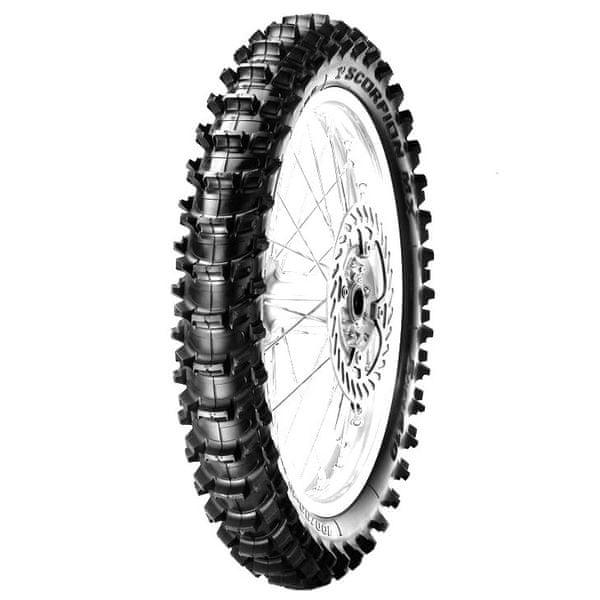 Pirelli 100/90 - 19 57M NHS Scorpion MX Soft 410 zadní