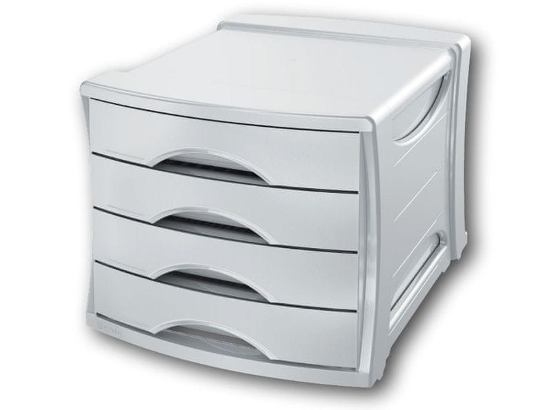 Box zásuvkový Esselte Europost VIVIDA bílý
