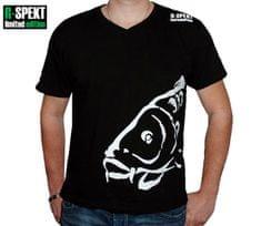 R-SPEKT Tričko Carper černé