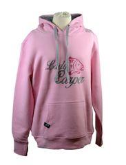 R-SPEKT Mikina s kapucí Lady Carper pink