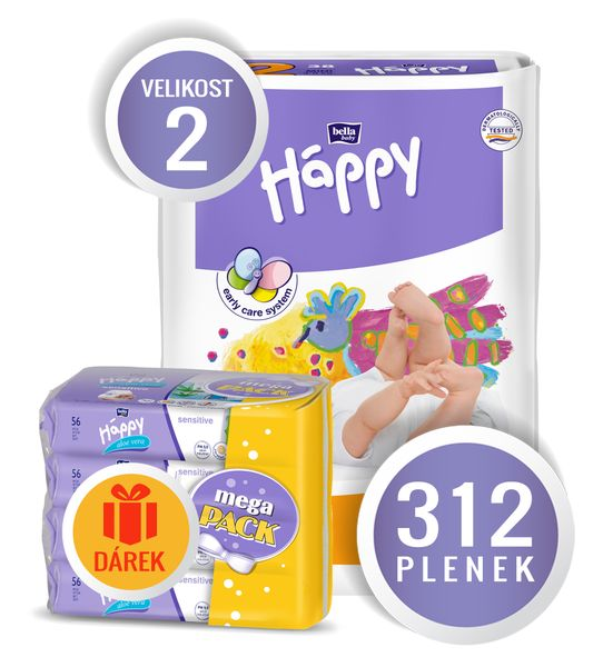 Bella Happy Mini - 312 ks