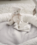 4 - Mamas&Papas Hracia deka s hrazdou Medvedíky