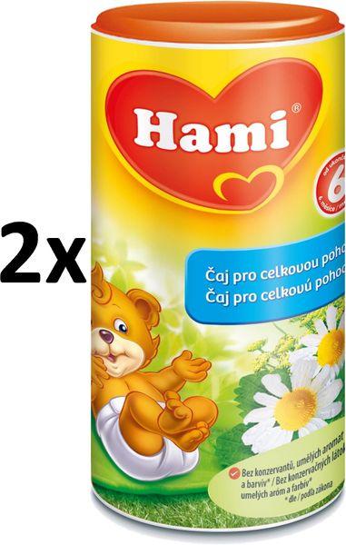 Hami Čaj bylinkový pro celkovou pohodu - 2 x 200g