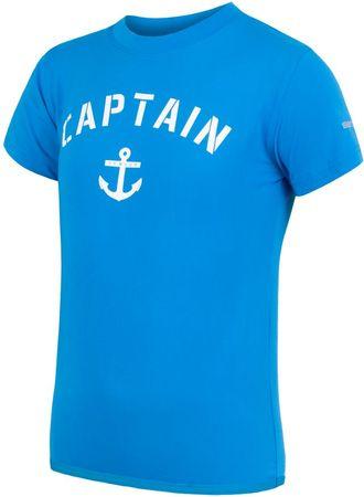Sensor ziecięca koszulka Coolmax Fresh PT Anchor Blue 130