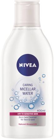 Nivea micelarna voda za suho kožo, 400 ml