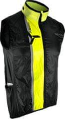 Silvini brezrokavnik Garcia MJ803, črn/neon