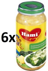 Hami Gratinovaná brokolice se sýrem - 6 x 250g