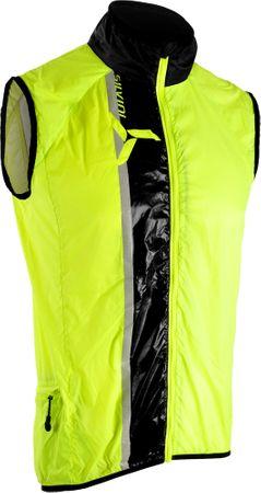 Silvini brezrokavnik Garcia MJ803, neon/črn, XL