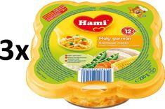 Hami Krémové rizoto s mrkví a hráškem - 3x230g