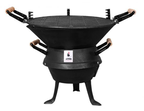 Activa grill węglowy Valencia