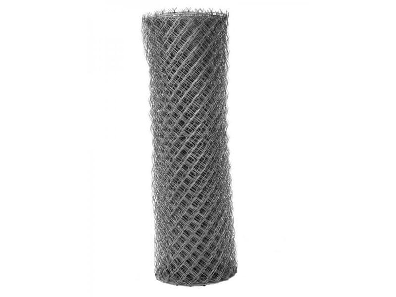 Ideal Čtyřhranné pletivo Zn (s ND) - výška 200 cm, 25 m