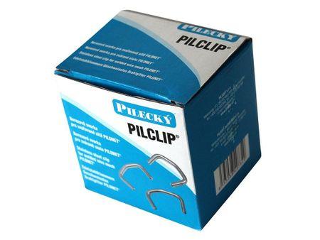 Svorky PILCLIP - balení 500 ks
