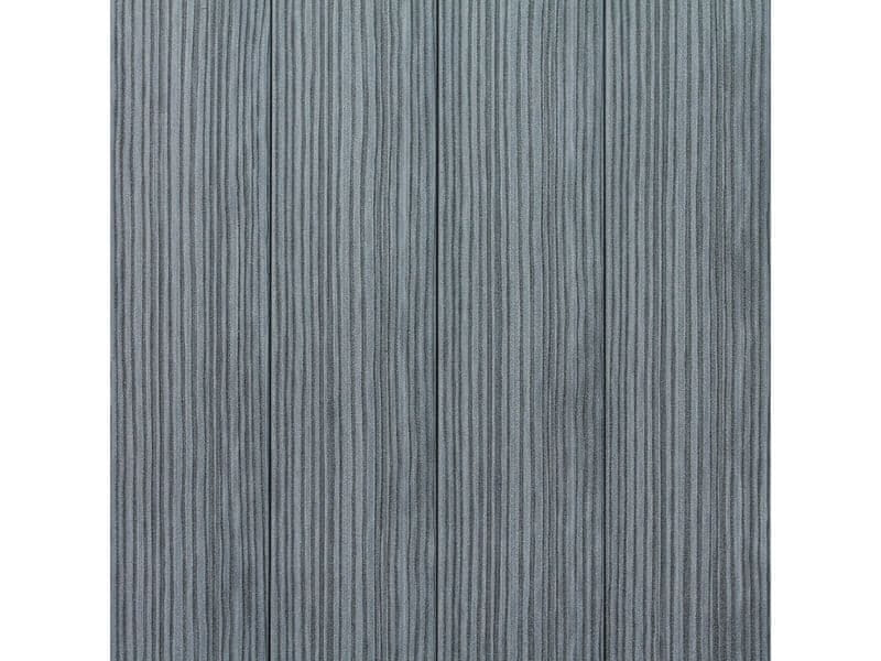 Šedá plotovka PILWOOD 1200×90×15 mm