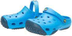 4F klapki dziecięce JKLM300 jasny niebieski