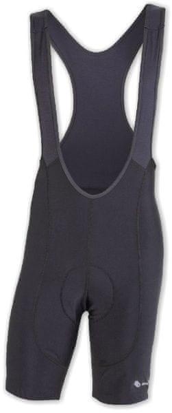 0a5e0134f8f Sensor Cyklo Entry pánské kalhoty krátké se šlemi černá