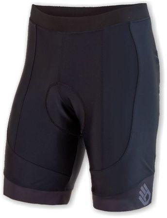 Sensor Cyklo Race pánske nohavice krátke čierna