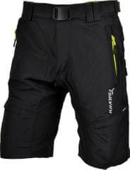 Silvini moške hlače Rango MP857, črne/rumene