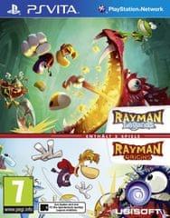 Ubisoft Rayman Legends + Origins / PS Vita