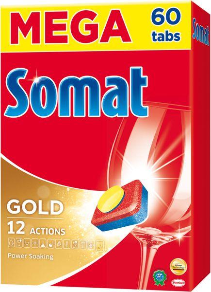 Somat Gold tablety do myčky 60 ks