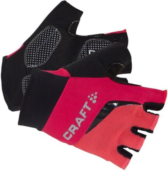Craft Cyklorukavice Classic Růžová XS