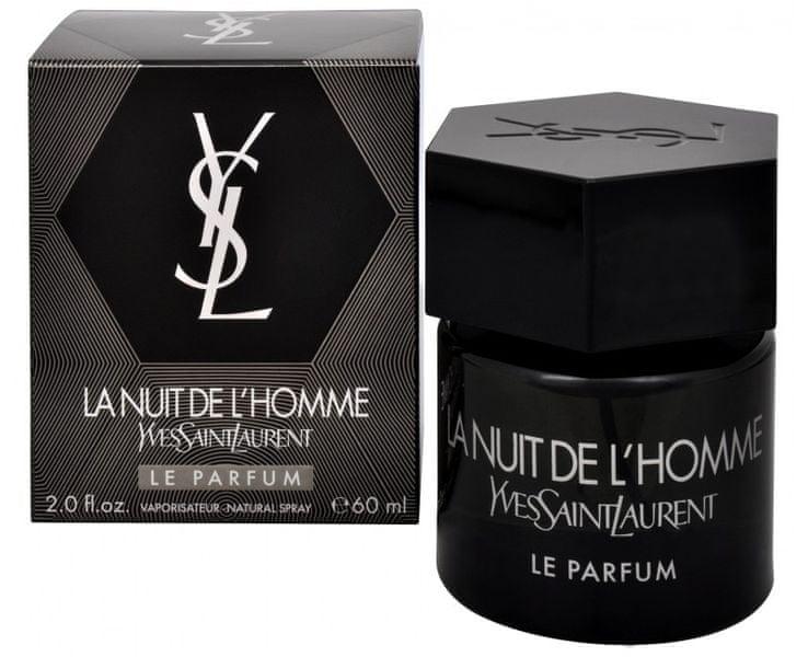 Yves Saint Laurent La Nuit De L´ Homme Le Parfum - EDP 60 ml