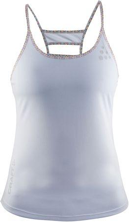 Craft ženska majica Breakaway, bela, S