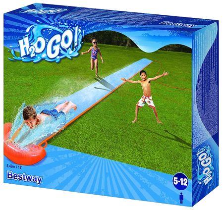 Výsledok vyhľadávania obrázkov pre dopyt Dětská skluzavka H2O Go