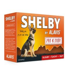 Alavis Shelby pre kĺby 60tbl