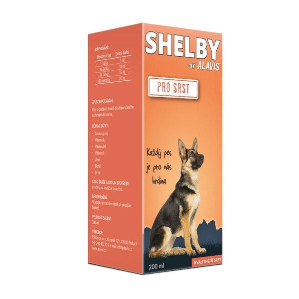 Alavis Shelby pro srst 200ml