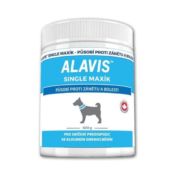 Alavis Single Maxík 600g