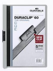 Desky DURACLIP A4/60 bílé