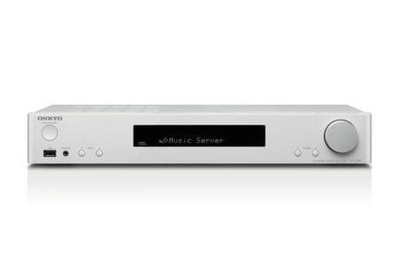Onkyo omrežni stereo sprejemnik TX-L20D bela