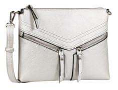 Tom Tailor stříbrná kabelka Ava