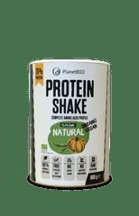 PlanetBIO rastlinska beljakovinska mešanica, banana in medicinske gobe, 600 g
