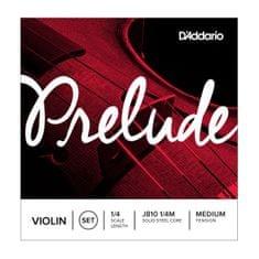 Daddario Prelude vln 1/4 M Houslové struny