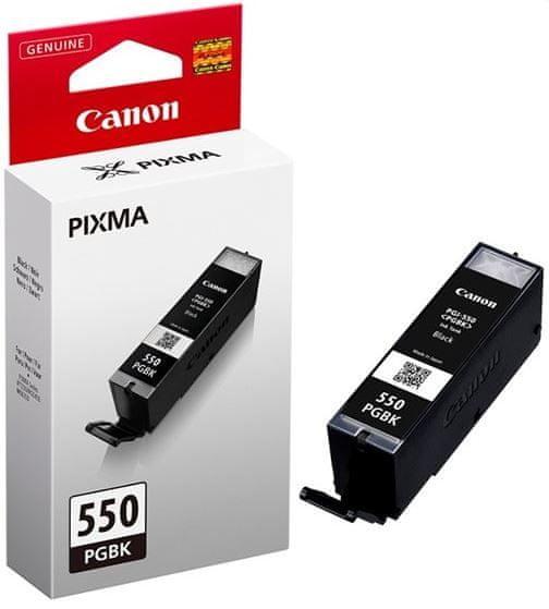 Canon PGI-550 XL BK 2-pack (6431B005), černá