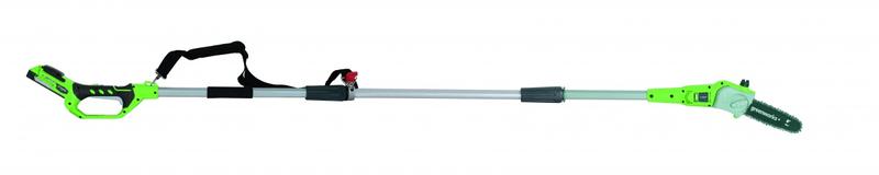 Greenworks Prořezávací pila s aku motorem 24 V (G24PS20)