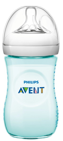 Avent Láhev Natural 260 ml, zelená